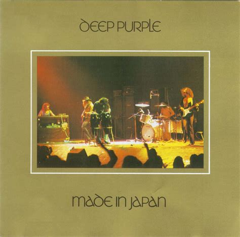 Deep Purple – The Made In Japan concerts – Sugar Music