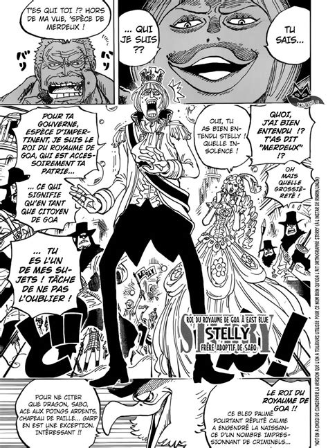 Scan One Piece 905 Page 9