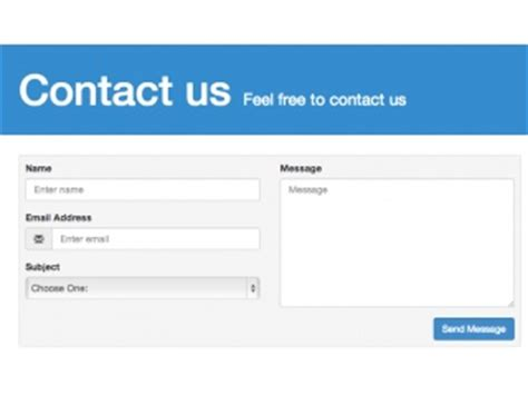 Bootstrap Layouts Examples