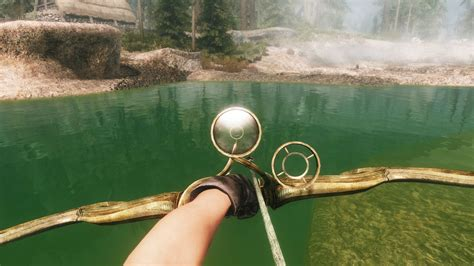 Scoped Glass Bow at Skyrim Nexus - mods and community