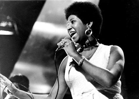 Time for a little r-e-s-p-e-c-t: Aretha Franklin is named