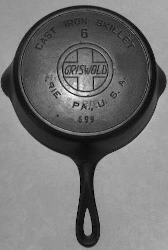 Evolution of the Griswold Skillet - The Cast Iron