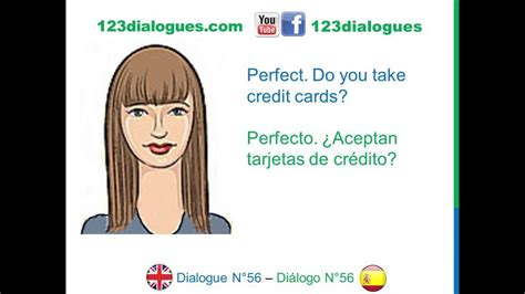 Dialogue 56 - Inglés Spanish - Booking hotel room