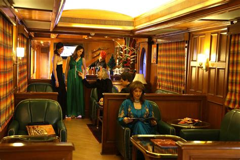Maharaja Express, The World's Most Luxurious Train Set To