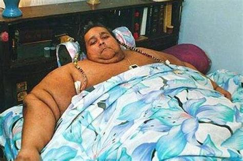 15 Most Obese People in the World - Organics