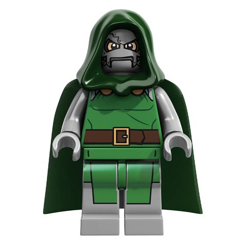 Lego Reveals New Marvel And DC Minifigures [SDCC]