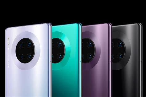 Huawei Mate 30 Is Coming To Malaysia This October 3 2019