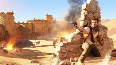 14 HD Uncharted Wallpapers