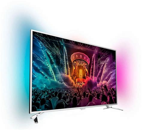Philips 49PUS6501/12, LED Fernseher, 123 cm (49 Zoll