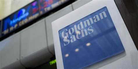 The Fed Is Even Afraid To Ask Goldman Sachs The Easy
