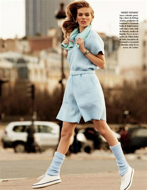 90s Baby: Maritza Veer Channels Throwback Style for Vogue