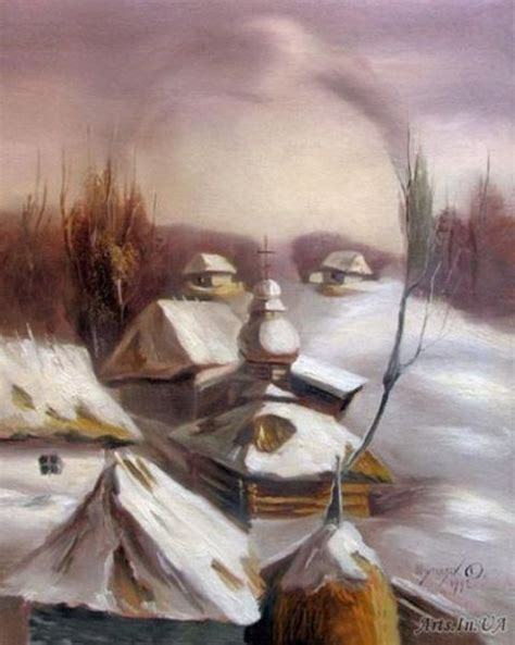Tricky Double Meaning Paintings (17 pics) - Picture #6