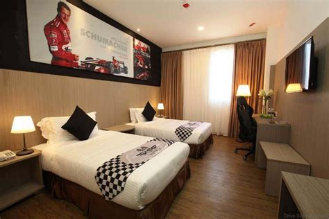 Hype Motorsports Hotel Nilai is the first of its kind in