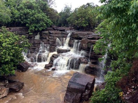 Popokvil Waterfall (Kampot) - 2018 All You Need to Know
