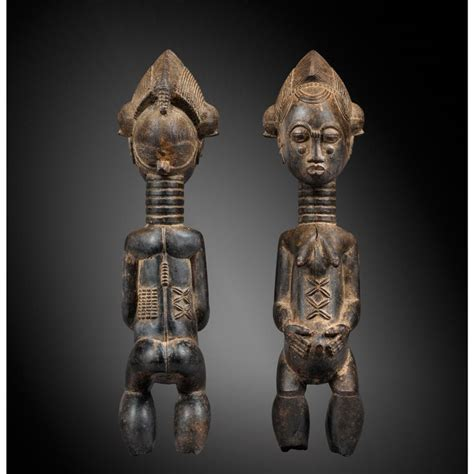 17+ images about African art - Baule on Pinterest