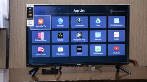 Samy 32-inch smart Android TV for Rs 4,999: 10 points to