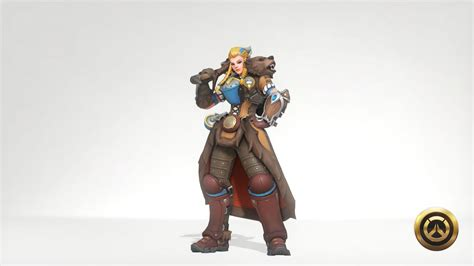 Overwatch Anniversary Event - all the new emotes, skins