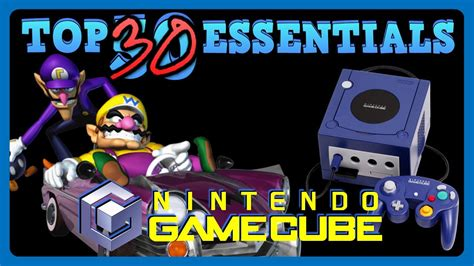 Top 30 Nintendo Gamecube games for your MAME Cabinet - YouTube