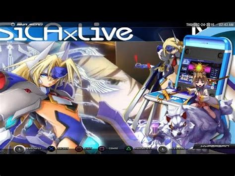 NesicaXLive Hyperspin Themes Complete (Including Main Menu