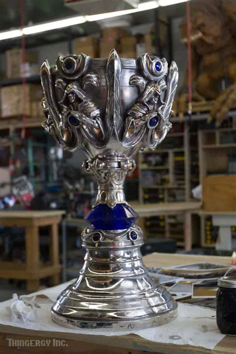 RIOT | LEAGUE OF LEGENDS: SUMMONER'S CUP | THINGERGY INC