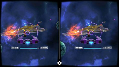 Deep Space Battle VR APK Download - Free Arcade GAME for