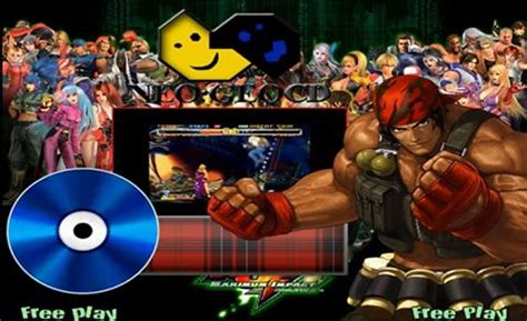 SNK Neo Geo CD Hyperspin Theme Complete - Arcade Punks