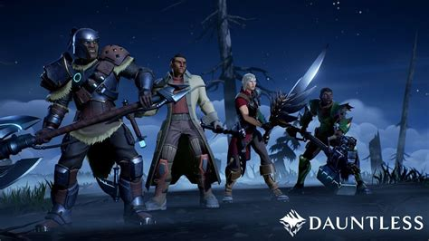 Dauntless is a free-to-play take on Monster Hunter from ex