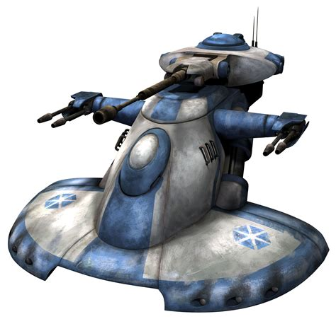 Armored Assault Tank | Star Wars: The Last of the Droids