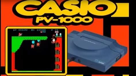 Casio PV-1000 - Complete Hyperspin Theme, Menu and Roms