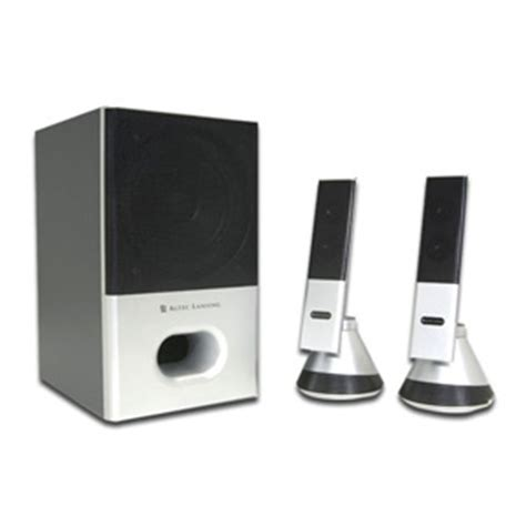 Altec Lansing 21 Home Theater System   Home Theater