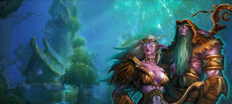 WoW Classic: Druid's Power of Nature – MMO-GS